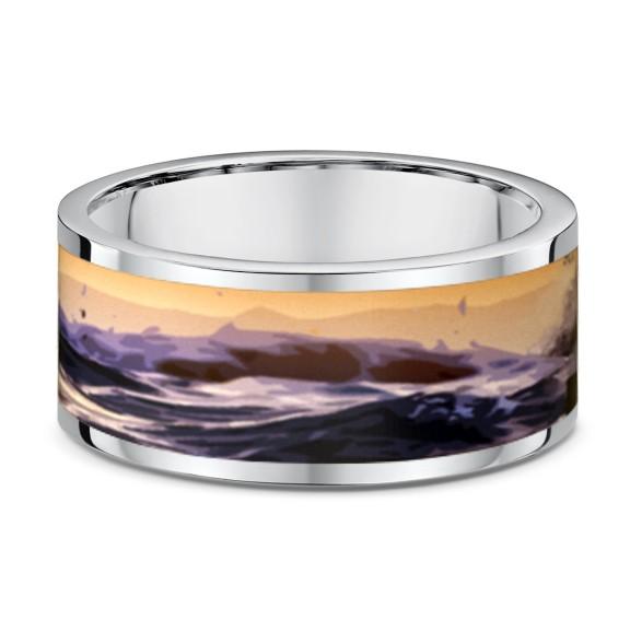 Ocean Wide Ring