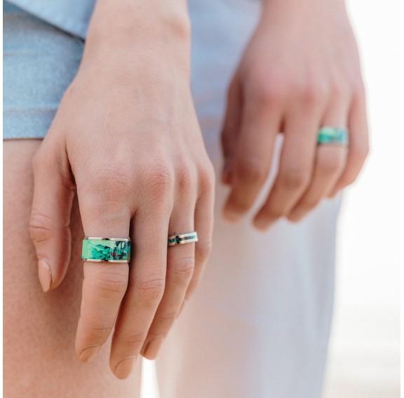 Jungle Fine Ring
