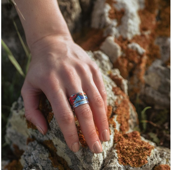 Mountain Wide Ring