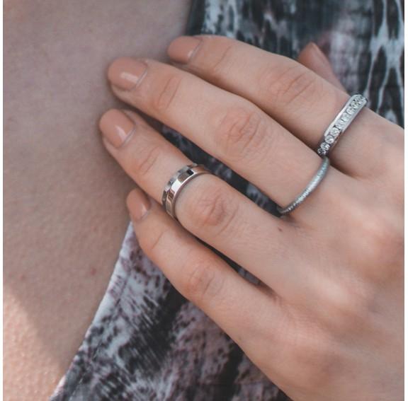 Peak Titanium Ring