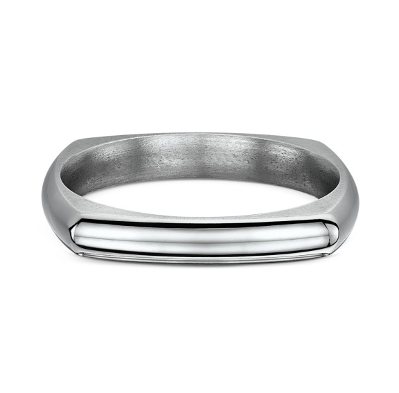 Neuro Dome Fine Titanium Ring