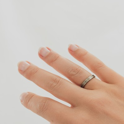 Void Lines Ring